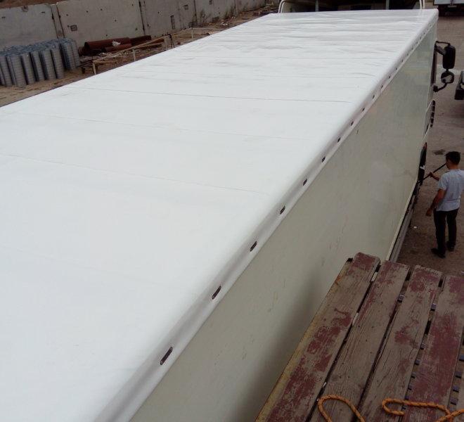 Замена крыши на фургонах