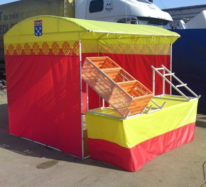 Торговая палатка 3 на 2