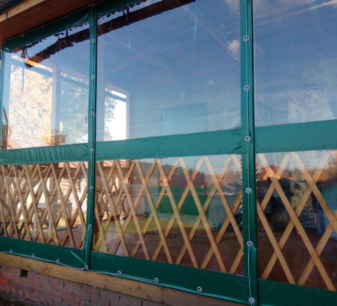мягкие окна на трасу